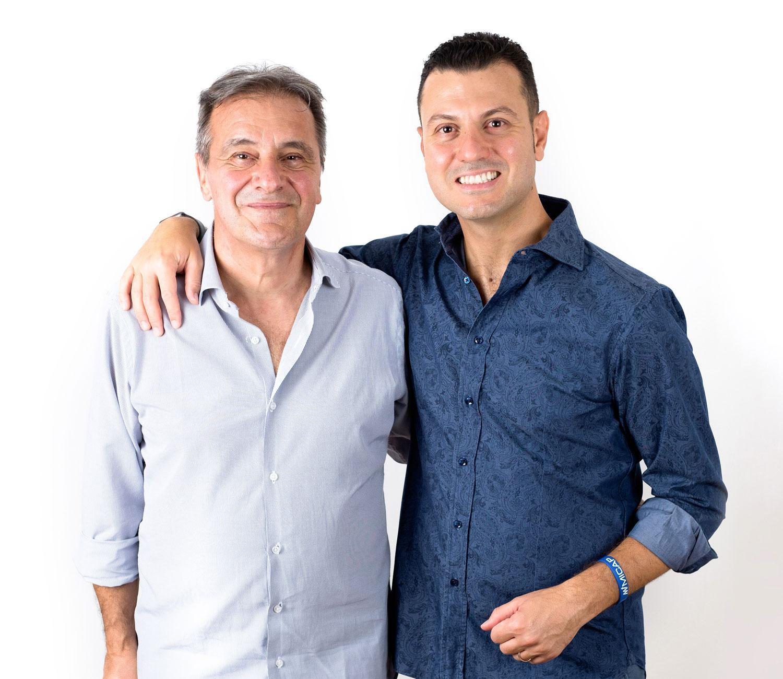 Roberto Di Peco e Mario Di Peco   Valmusic Professional