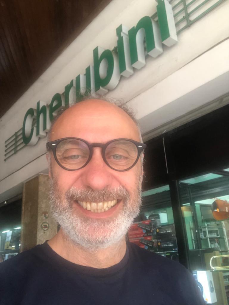 Augusto<br>Cherubini